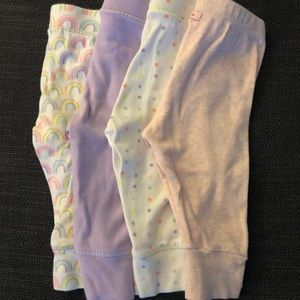 Other - 4 pairs of pants (3-6 mo)